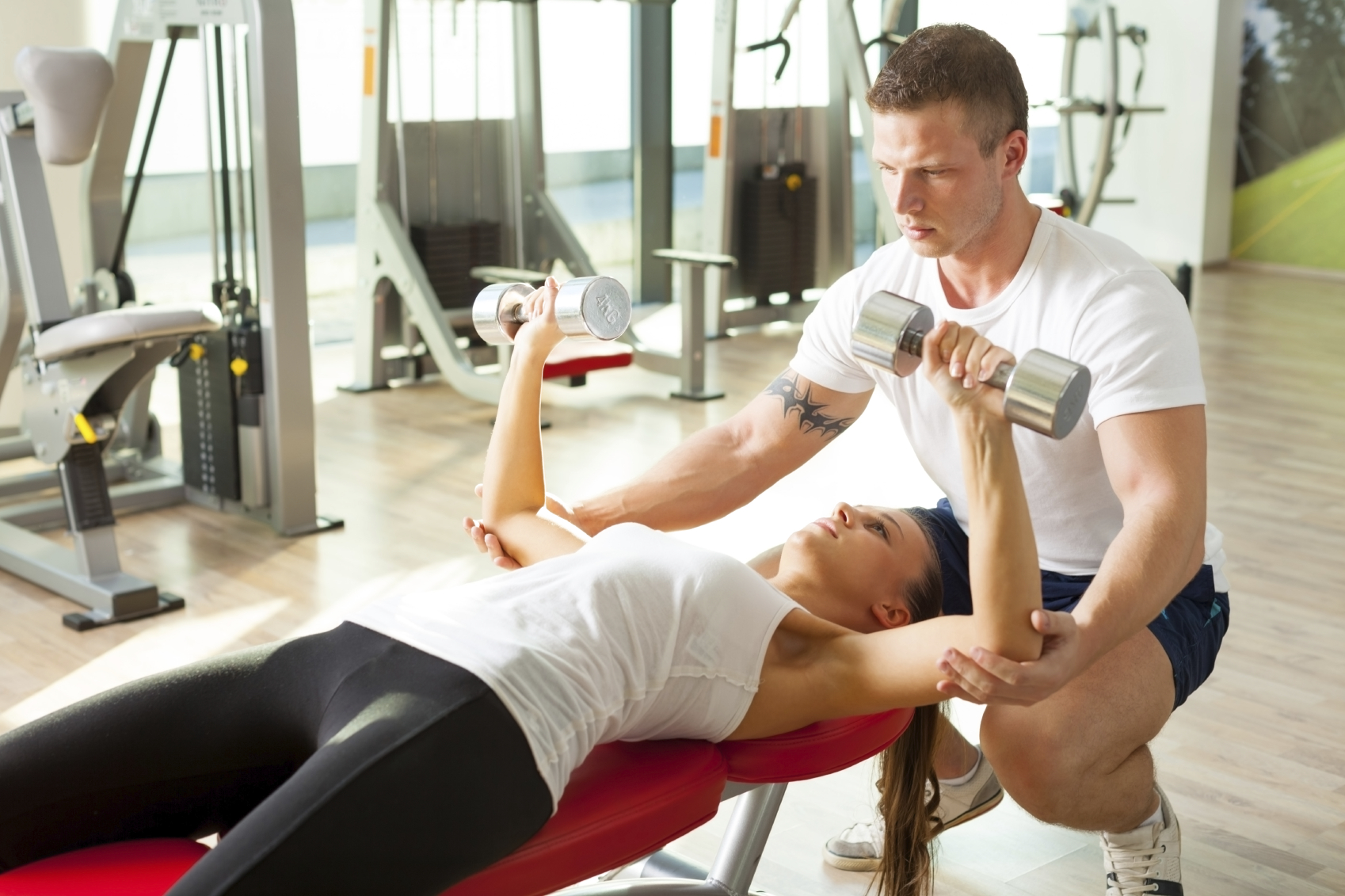 Takes fitness nashville gym personal training